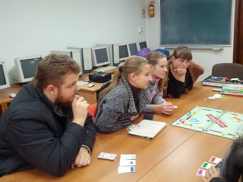 бизнес игра для студентов экономических